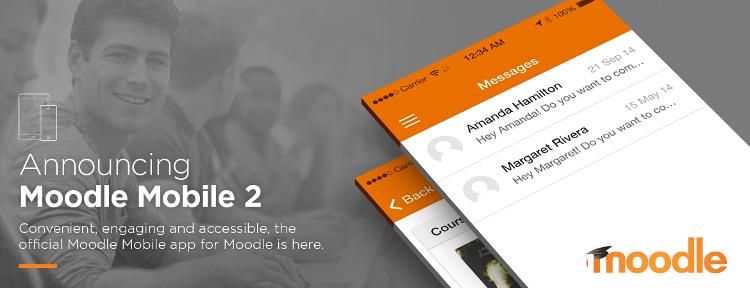 App oficial para móviles «Moodle Mobile 2.0»