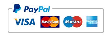 Resultado de imagen de logo paypal tarjetas