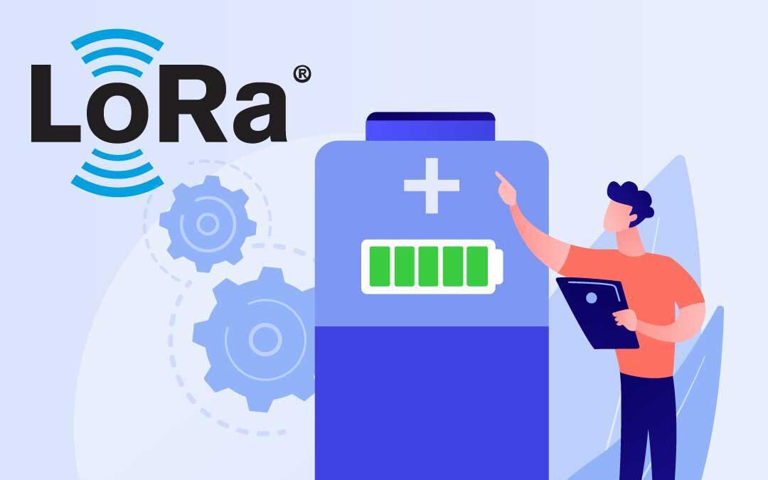 Optimización de la duración de la batería en sensores LoRa y LoRaWAN